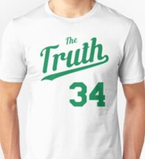 The Truth retro Script 2 Unisex T-Shirt