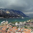 Kotor Bay by Smaxi
