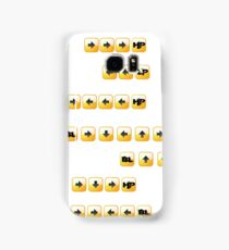 Fatal Moves Samsung Galaxy Case/Skin