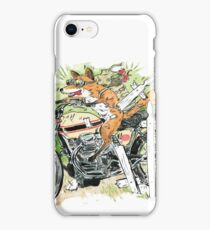 MOTO THEIF! iPhone Case/Skin