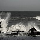 Black Sea.Tempest by Nikolay Semyonov