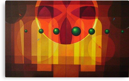 Seven Windows #2 by Alberto D'Assumpcao