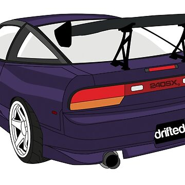 240sx Hoodie & Tee - S13 Edition by Drifted by driftedshop