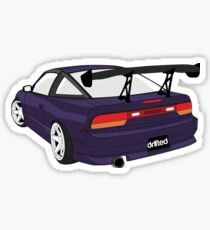 240sx Hoodie & Tee - S13 Edition by Drifted Sticker