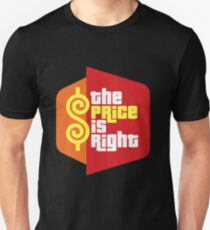 The Price Is Right New Design T-Shirt