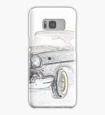 POLICE CRUISER Samsung Galaxy Case/Skin