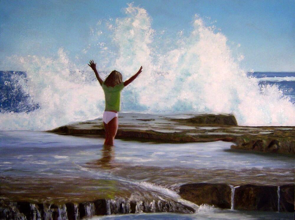 Splash by Martin Clarke