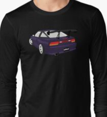 240sx Hoodie & Tee - S13 Edition by Drifted Long Sleeve T-Shirt