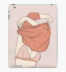 Sweater Struggles iPad Case/Skin