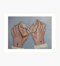 Resurrection: Our Hearts Burned Within Us Art Print