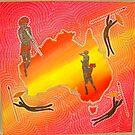 Aboriginal Love Song  by Derek Trayner