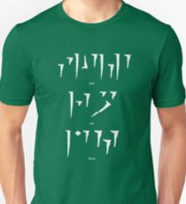 Skyrim: Dragonborne Shout Unisex T-Shirt