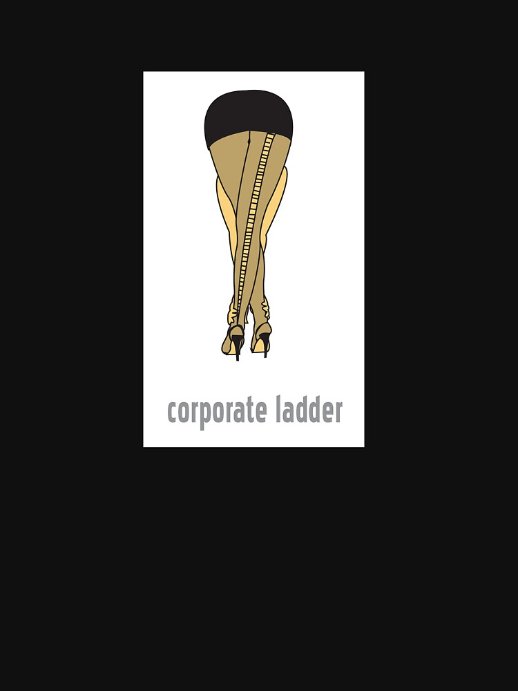 Corporate Ladder by mosesdesigns