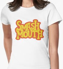Smash Mouth Women's Fitted T-Shirt