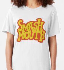 Smash Mouth Slim Fit T-Shirt