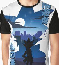 Yami Yugi Silhouette Graphic T-Shirt