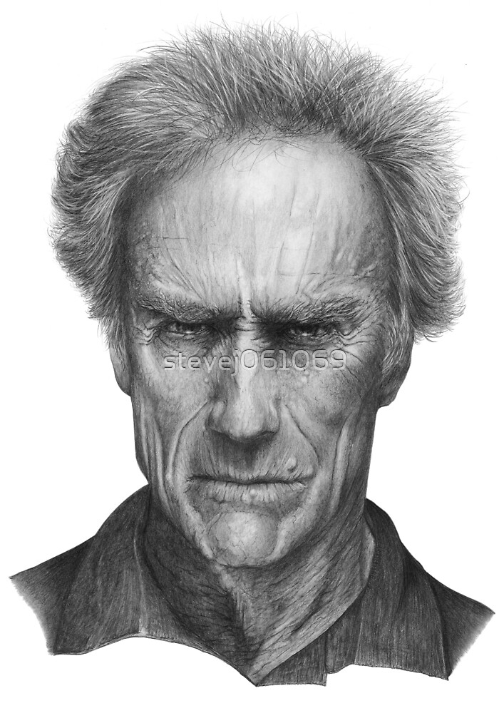 CLint Eastwood by stevej061069