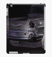 MIDNIGHT SQUAD CAR iPad Case/Skin