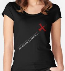 Cowboy Bebop - See You Space Cowboy Women's Fitted Scoop T-Shirt