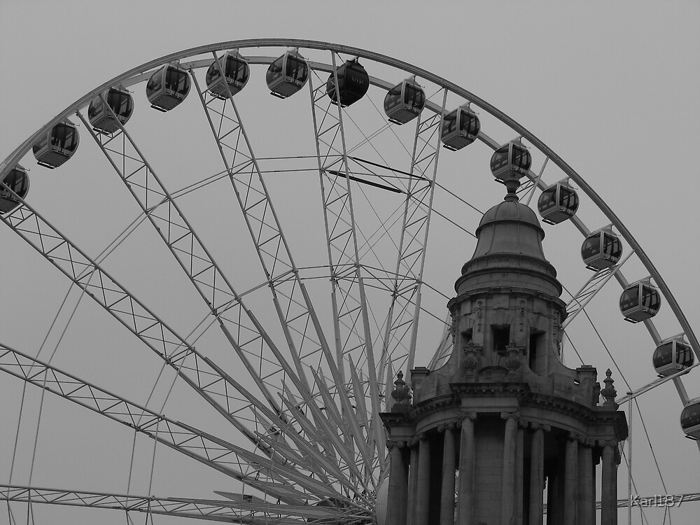 The Big Wheel by Karl187