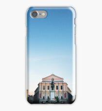 Plaza de Oriente iPhone Case/Skin