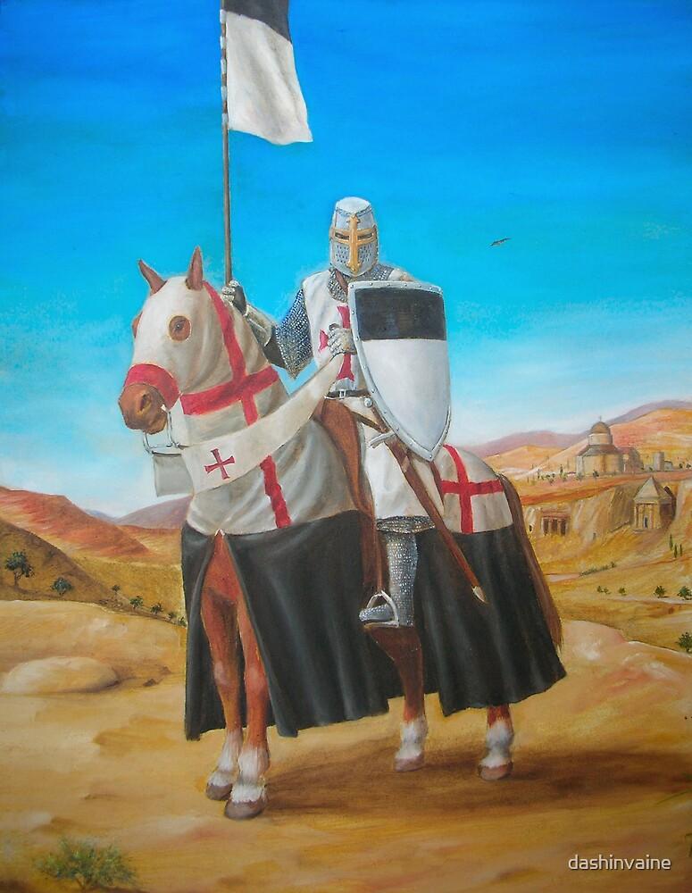 Templar Standard Bearer by dashinvaine