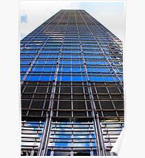 Mirror Tower - Hong Kong. Poster