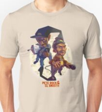 Pete Rock and CL Smooth Unisex T-Shirt