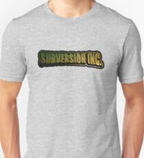 Subversion - Logo Edit Unisex T-Shirt