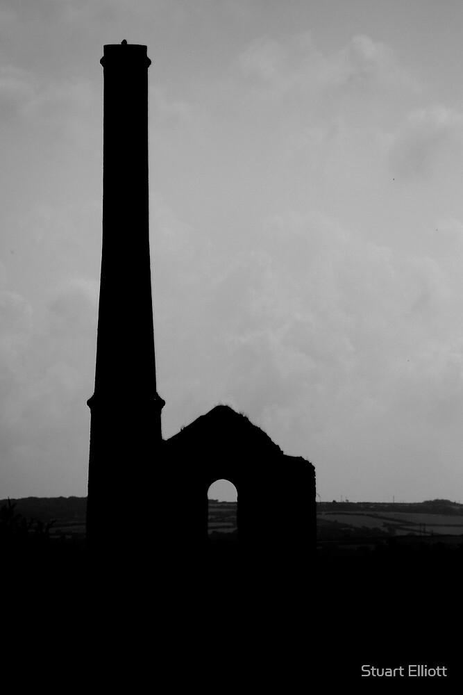 tin mines by Stuart Elliott