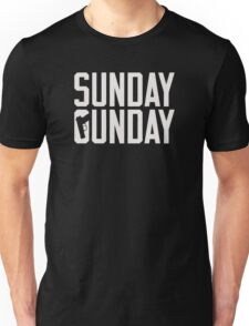 Sunday Gunday Unisex T-Shirt