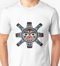 Tribal Sun Unisex T-Shirt