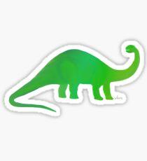 Dinosaur Brontosaurus 25G Sticker