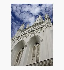 St Andrew Cathedral Photographic Print