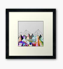 Colorflash 3 Framed Print