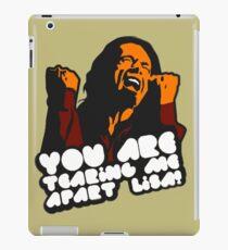 tommy wiseau iPad Case/Skin