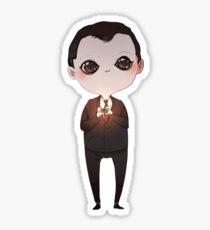 Chibi Jim Moriarty  Sticker