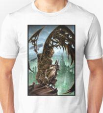 Steampunk Painting 002 Unisex T-Shirt