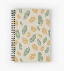Brazil Nature Spiral Notebook
