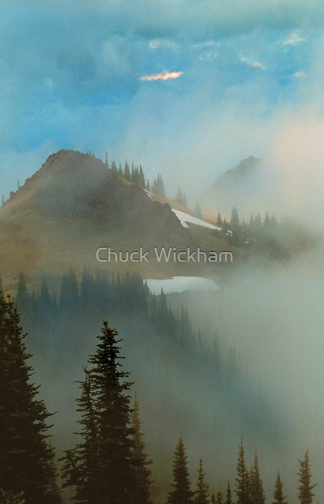 FOG AND MIST  by Chuck Wickham