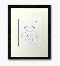 Manchild Jack Daniels Framed Print