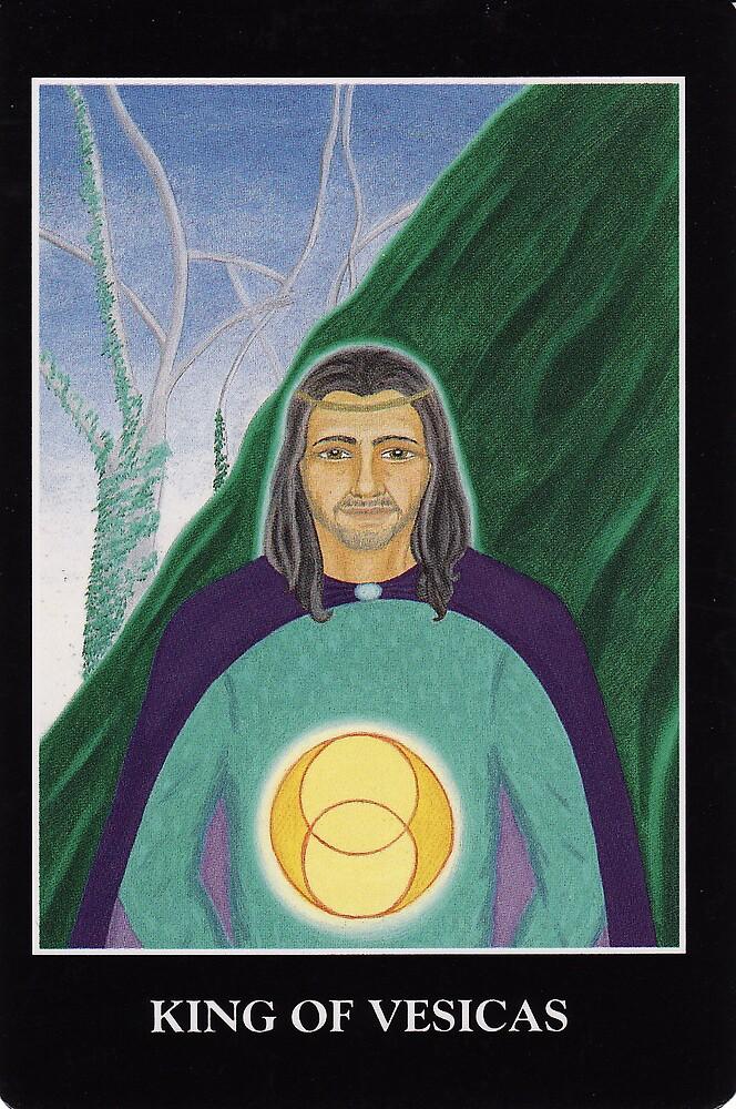 King of Vesicas by Lisa Tenzin-Dolma