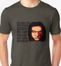 the room Unisex T-Shirt