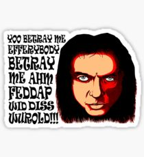 the room Sticker