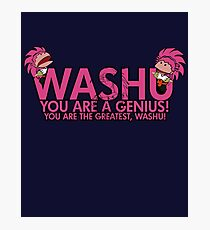 You're a genius, Washu!  Photographic Print
