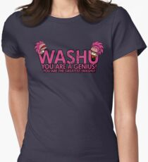 You're a genius, Washu!  Women's Fitted T-Shirt