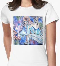 Earth Spirit Women's Fitted T-Shirt