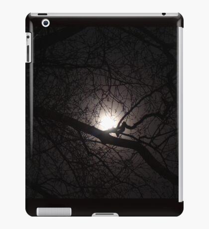 Winter Moon iPad Case/Skin