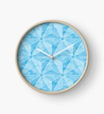 Geodesic Palm_Blue Sky Clock