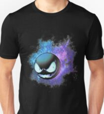 Galaxy ghost Unisex T-Shirt